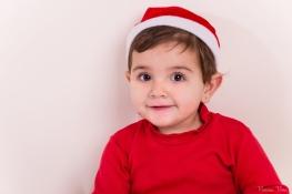 Lista para la Navidad