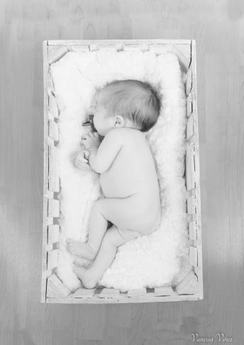 Durmiendo en cajas se está bien :)